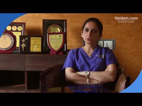 Cervical Cancer - Best Explained by Dr. Satinder Kaur of Dharamshila Narayana Hospital, New Delhi