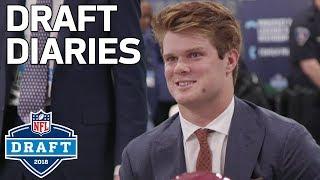 Sam Darnold's NFL Draft Journey   NFL Network