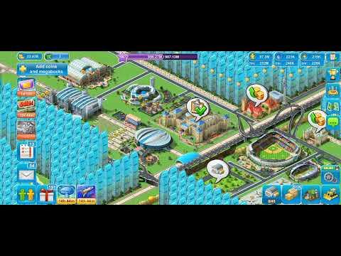 Megapolis (Level 1020)  