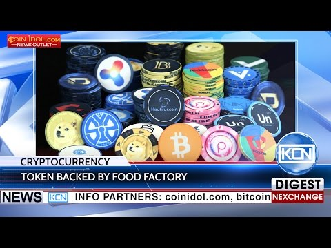 KCN Crypto Token Backed By Food Factory In Russia
