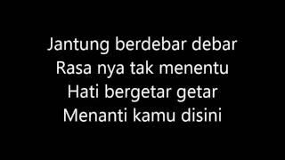 Download Jantung Berdebar Lirik-Nadia Rafika ft Eka Gustiwana Mp3