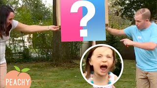 The FUNNIEST Gender Reveals! | Funny Gender Reveal Fails | Funny Moments