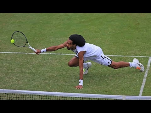 ATP250 Stuttgart 2019 2R Brown - Zverev (Highlights) 50fps HD