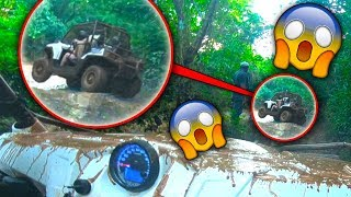 INSANE Off-Roading Through Jamaica! (ALMOST CRASHED)