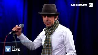 Thomas Fersen - Donnes-moi un petit baiser - Le Live