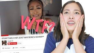 SCHWA** vom CHEF! | Absurdeste Storytime auf YouTube (Parodie)