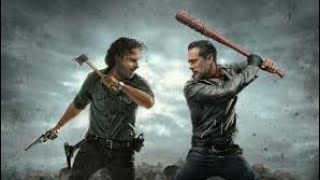 The Walking Dead Aarón find eric