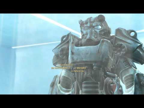 Fallout 4 Die Anstalt
