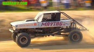 High Horsepower Mud Trucks Racing At River Road Mud Park