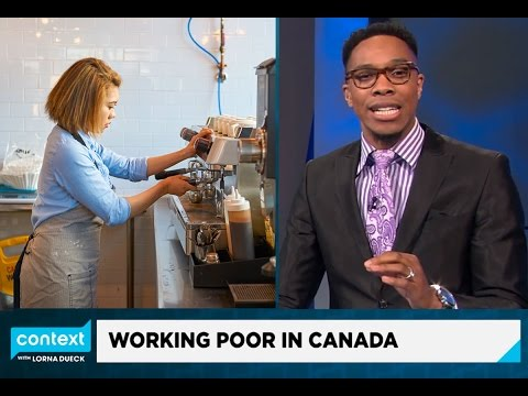 Episode 1614: Canada's Working Poor