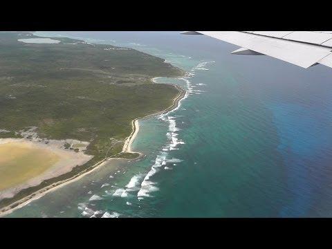Вылет из аэропорта Пунта Кана, ДР