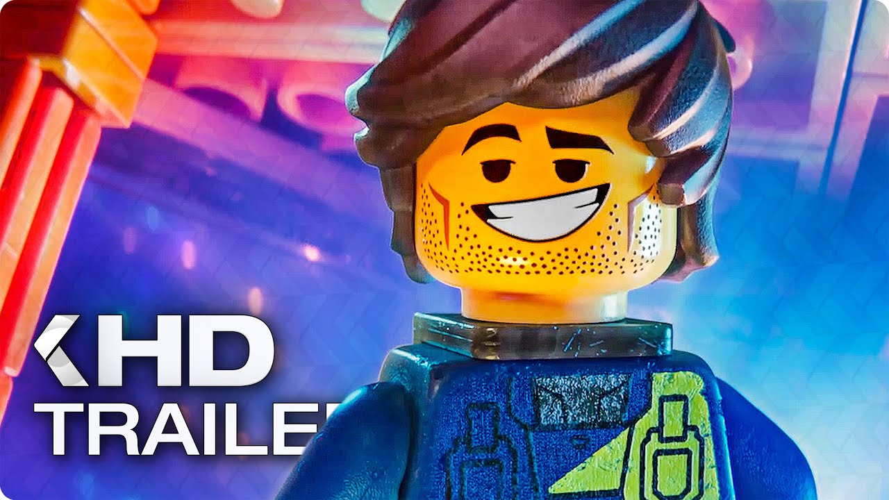 Download THE LEGO MOVIE 2 Trailer 2 German Deutsch (2019)