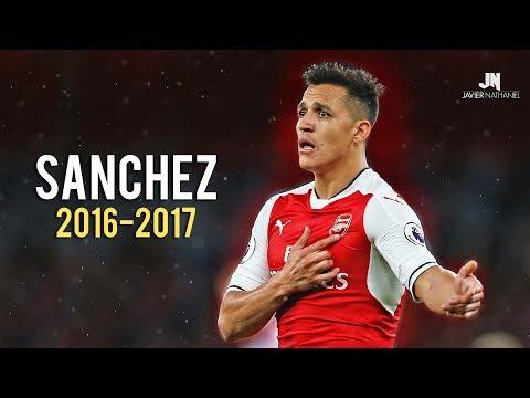 Alexis Sanchez - Sublime Dribbling Skills...