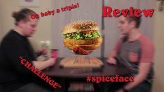 McDonald's Spiciest Ghost Pepper McChicken - The Ghost Pepper Ain't Shit