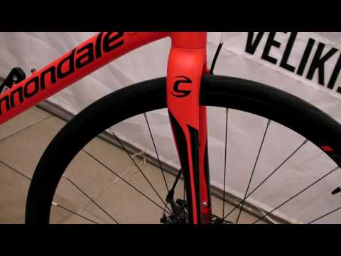 Обзор велосипеда Cannondale Synapse Disc Tiagra
