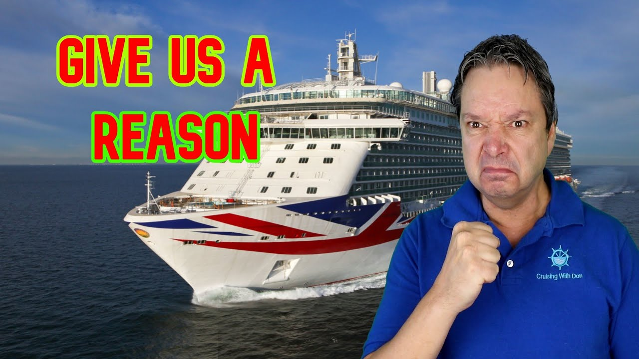 Stay Away From Cruise Ships - Cruise Ship News