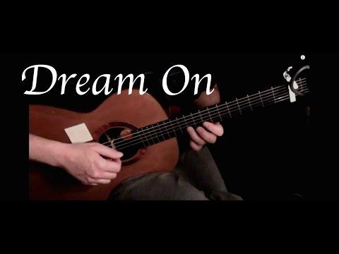 Dream On (Aerosmith) - Fingerstyle Guitar