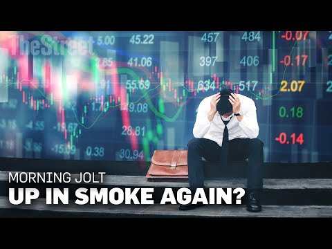 Is the Stock Market About to Go Up in Smoke Again?