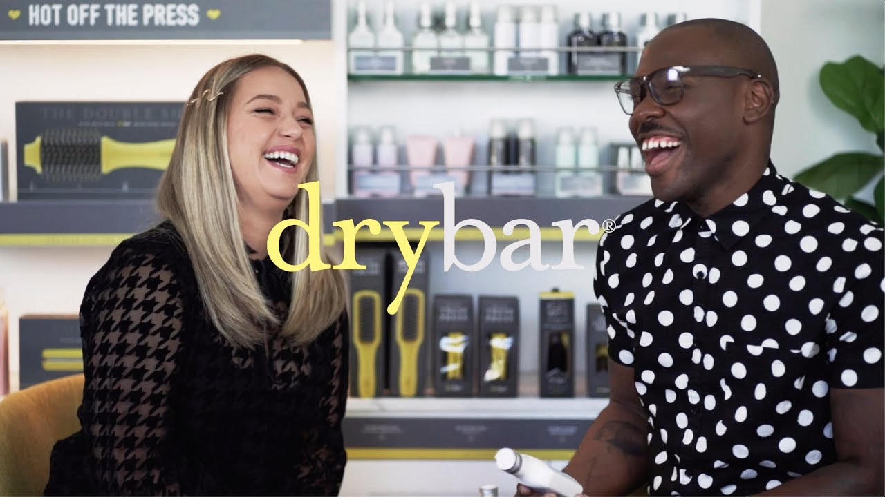 Drybar Corporate Videography | Stylist Chat | Liquid Glass | Orange County, CA