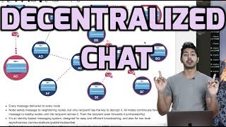 Decentralized Chat