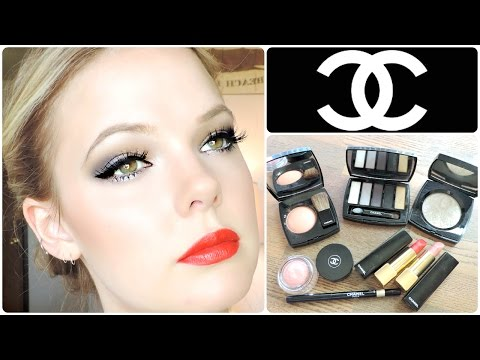 CHANEL HOLIDAY 2014 COLLECTION | Review & Tutorial