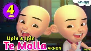 Te Molla - ARNON ( Reggae Version ) Cover Upin Ipin Feat Bear Band #DNS