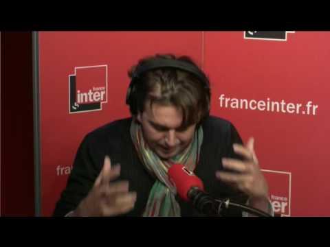 Mon interview de Nicolas Sarkozy - Le billet d'Alex Vizorek