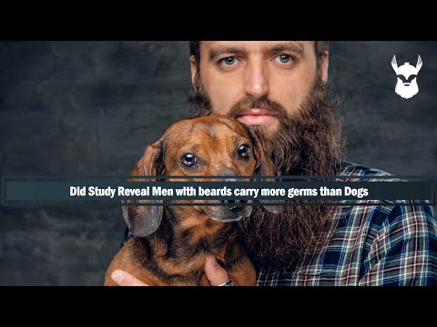 Theresa - Study Shows Dog Beards are Cleaner Than Man Beards