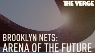 Inside The Arena Of The Future: The Barclays Center