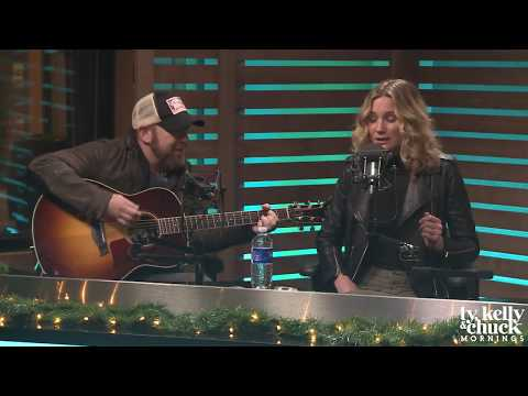 "Sugarland Performs ""All I Want to Do"" on Ty, Kelly & Chuck"