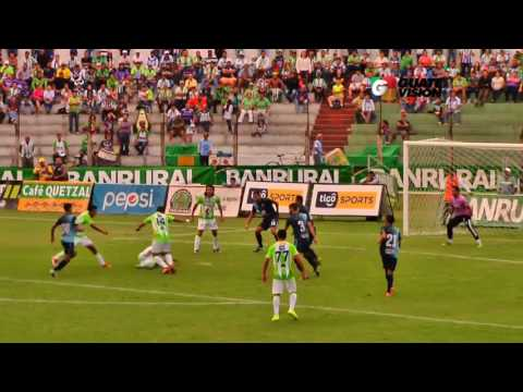 Video Resumen: Antigua GFC 2-3 Mictlán - Clausura 2017, Jornada 13