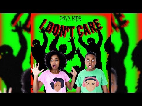 I DON'T CARE (OFFICIAL MUSIC VIDEO) - Shiloh And Shasha - Onyx Kids