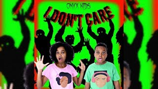 Baixar I DON'T CARE (OFFICIAL MUSIC VIDEO) - Shiloh And Shasha - Onyx Kids