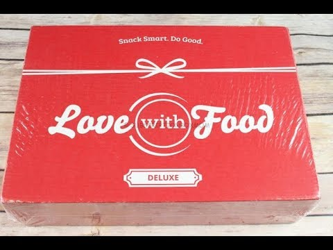 Love With Food Box January 2018