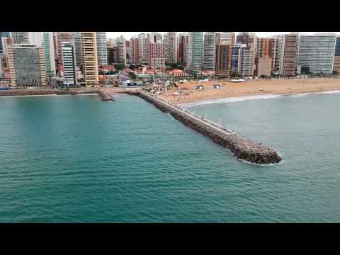 Fortaleza - Ceará | DJI Spark | Primeira edição com Premiere CC