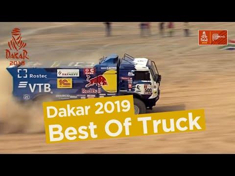 Best Of Truck - Dakar 2019