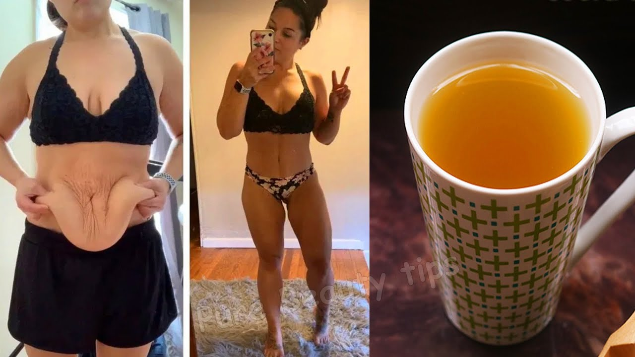 Drink one cup before breakfast for 7 days and your belly fat will melt completely