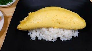 [EngSub] Vlog 16 | Cơm Trứng Cuộn OMURICE Kiểu Nhật (Japanese Omelette Rice), Mềm Mại Và Béo Ngậy