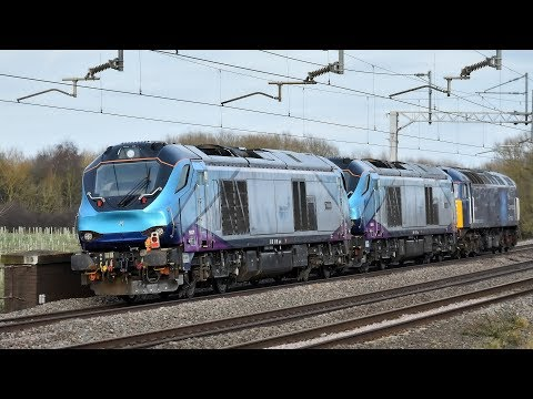 Eggborough, Carlton, Moorthorpe, Tamworth, Chesterfield, York & Newcastle (March 2018 – Part 2)
