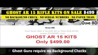 how to buy guns without serial numbers