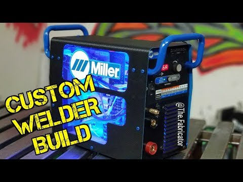 TFS: Custom Welder Build