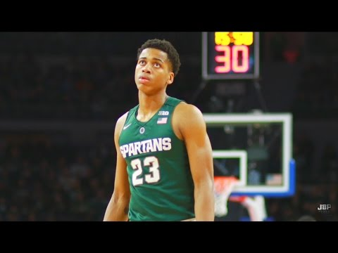Michigan State PF Deyonta Davis 2015-16 Highlights ᴴᴰ