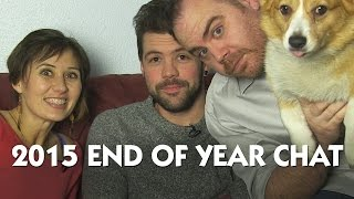 2015 End of Year Chat