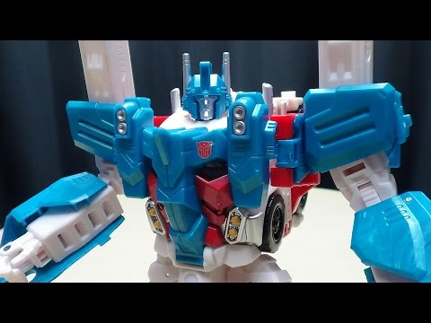 Generations Combiner Wars Leader ULTRA MAGNUS: EmGo's Transformers Reviews N' Stuff