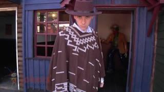 Adult Western Wandering Gunman Costume (ref: 63757)
