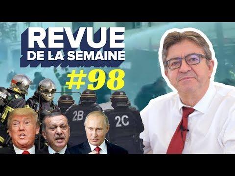 #RDLS98 : Voile, laïcité, pompiers, police, Ibrahima, Syrie, Turquie, Russie, OTAN
