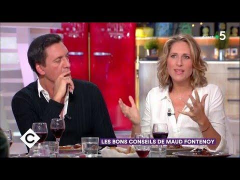 Les bons conseils de Maud Fontenoy - C à Vous - 12/03/2018