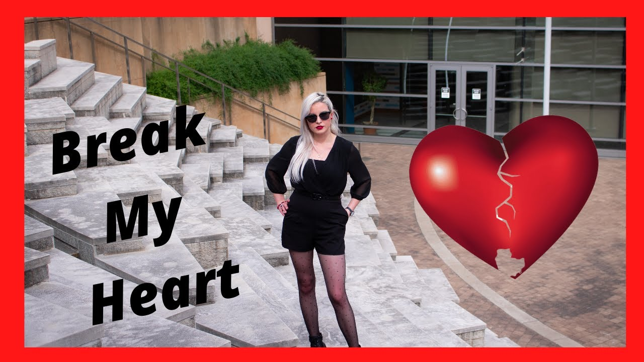 Dua Lipa- Break my heart (Cover by Dayana CI) new version