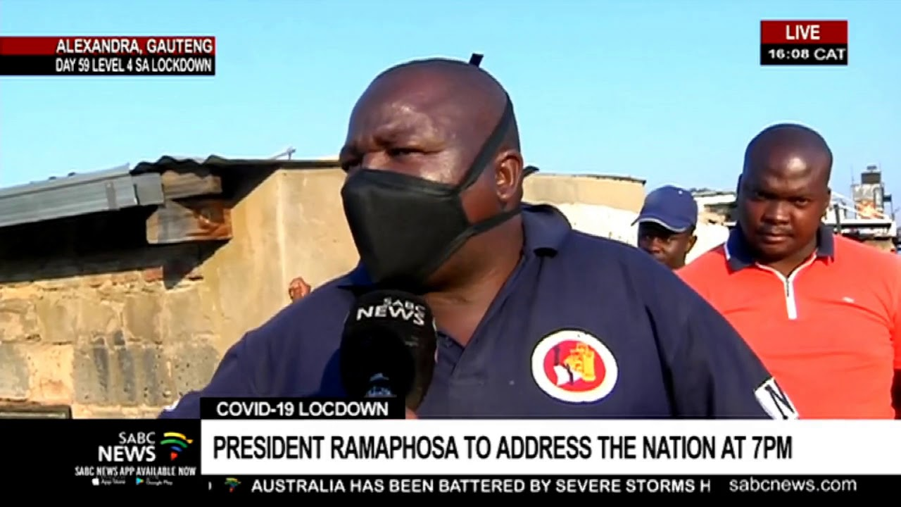 President Cyril Ramaphosa expected to address the nation at 7pm
