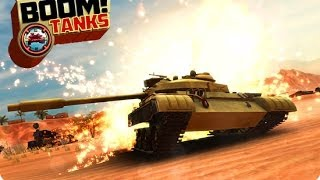 Boom! Tanks - танки вперед на Android ( Review)